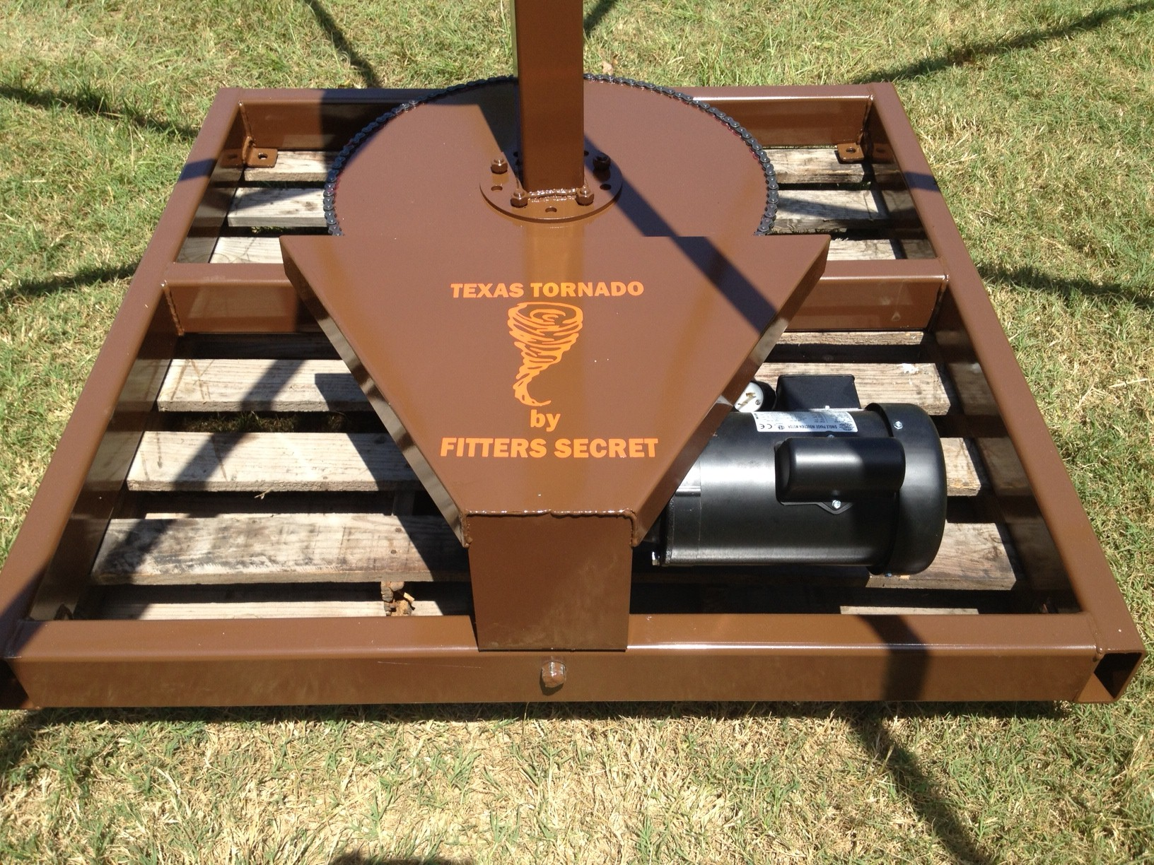 Fitter's Secret Texas Tornado Lamb/Goat Walker